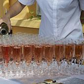 Cocktail de champagne